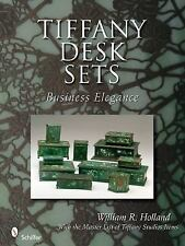 Tiffany Desk Sets by William Holland | Antique Reference Book | Author Signed NR