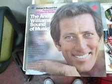 THE ANDY WILLIAMS SOUND OF MUSIC - VINYL LP