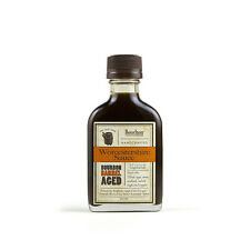 Bourbon Barrel Worcestershire Sauce (100ml Flask) - Non GMO - Made in Kentucky