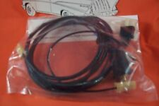 1957 Chevy Grill Bar Park Light Wire Harness Belair Sedan Hardtop Wagon Nomad