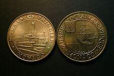 MONACO MDPARIS - PALAIS PRINCIER  et MUSEE OCEANOGRAPHIQUE 2001 MONACO - SPL.