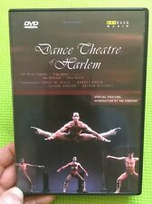Dance Theatre Of Harlem-Agnes De Mille/Horton(R2 DVD)Morton Gould Various Works