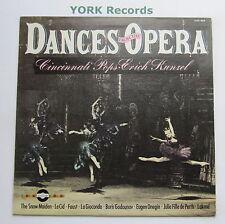 D-VCL 9019 - DANCES FROM THE OPERA - KUNZEL Cincinnati Pops - Ex Con LP Record