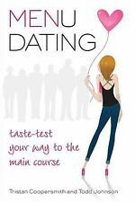 Tristan Coopersmith - Menu Dating (2009) - Used - Trade Paper (Paperback)