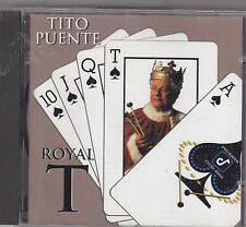 TITO PUENTE - royal t CD
