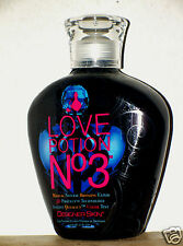 DESIGNER SKIN LOVE POTION NO NUMBER THREE #3 # 3 TANNING LOTION FASTEST SHIPPING