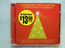 Brand New Bargain Cut-Out case Unexpected Gifts Christmas CD 12 Rockin' Carols