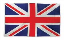 Union Jack Bandera. 3' X 5' Paño, Queens 90 Aniversario celebrations/olympics