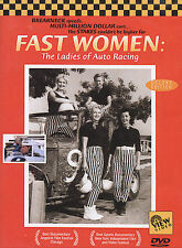 Fast Women - Ladies of Auto Racing,New DVD, , Laurie Agard