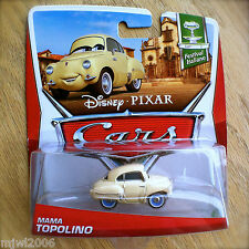 Disney PIXAR Cars MAMA TOPOLINO on 2013 FESTIVAL ITALIANO THEME diecast 5/10