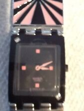 "SWATCH WATCH""GOING OUT"" VERY RARE NEW COLLECTABLE MINT SUBB11G GREAT GIFT NIB"