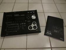 Roland Td-30 VDrum Module Brain td30 w/manual w/ WARRANTY