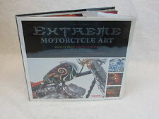 Spencer Drate and Judith Salavetz EXTREME MOTORCYCLE ARTS Merrell  2005 HC/DJ