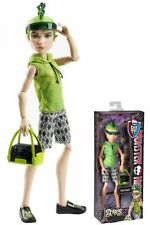 Monster High DEUCE GORDON Doll Scaris City of Frights Travel Ghoul Original Boy
