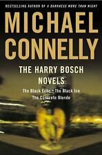 The Harry Bosch Novels: The Black Echo, The Black Ice, The Concrete Blonde, Mich