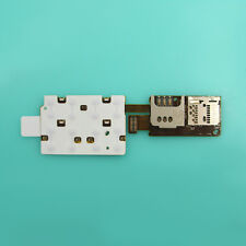 Keypad SIM TF MicroSD Holder Socket Flex Cable Ribbon Membrane For Nokia X3-02