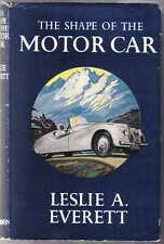 Forma dell'automobile da L a Everett PUB. Hutchinson JAGUAR xp100 in copertina