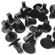 20pc Nylon Screw Grommet Moulding Clips Fasteners Replaces clip For Toyota Lexus