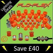 Landrover Discovery 2 Front & Rear Bushes inc. Watts Linkage in Polyurethane