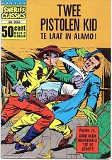 FUMETTO - SHERIFF CLASSICS N. 9106 - PRINTED IN GERMANY