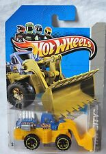 Hot Wheels HW City Series Wheel Loader Die Cast NEW Mattel 2012 Ships In A Box