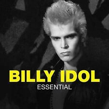 BILLY IDOL ( NEW SEALED CD ) ESSENTIAL / GREATEST HITS / THE VERY BEST OF