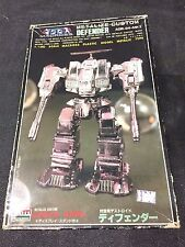 Macross Robotech 1/100 Destroid Defender Metallized Custom Vintage ARII NEW