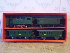 Rivarossi(x Marklin AC)-Convoglio FNM con loco 270-Scala HO