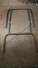 1976-86 Jeep CJ 7 Front-Rear Cage Kit | Incorporates Factory Bars