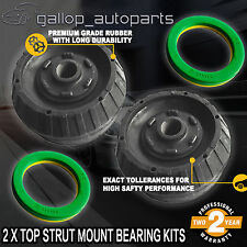 VR VS VT Top Strut mountS Bearing Kit  VU VX VY VZ Holden Commodore top Rubber