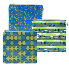Reusable Cloth Sandwich Bags - Set of 3 - Flashy Collection