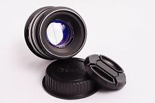 ANAMORPHIC LENS HELIOS 44-2 2/58mm for CANON EOS CLEAN and CLEAR  SAMPLES