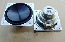 """2pcs 2.5"""" inch 8Ohm 8Ω 10W Full-range Audio Speaker Loudspeaker Horn For LG"""