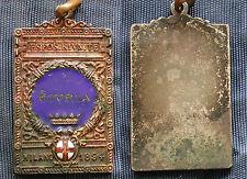"""RARA MEDAGLIA LIBERTY """"GIURIA / ESPOSIZIONI RIUNITE ANNO 1894 MILANO"""" FIERA EXPO"""