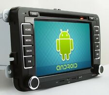 "Volkswagen Media Station ANDROID 7"" Bluetooth GPS module built-in"