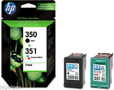 SD412EE HP 350 BLACK + HP 351 COLOUR CB335EE CB337EE