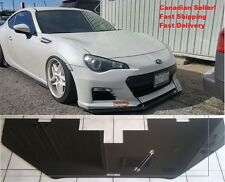 BRZ Front Splitter Kit Gloss Black 2013 - 2016