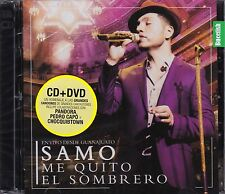 Samo Me Quito El Sombrero CD+DVD Con Pandora,Pedro Capo New Nuevo Sealed