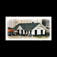 """N SCALE: """"CLARKESVILLE DEPOT"""" - CORNERSTONE KIT #933-3240"""