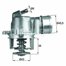 Integral Thermostat - MAHLE TI 208 87D - Quality MAHLE - Genuine UK Stock