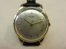 VINTAGE JEAN PERRET VALORY  SWISS MADE MENS MECHANICAL 15 RUBIS .