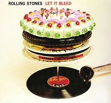 ROLLING STONES - LET IT BLEED:  DSD REMASTERED CD ALBUM