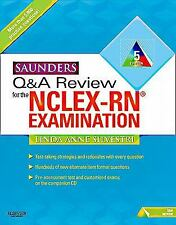Saunders Q & A Review for the NCLEX-RN Examination, 5e Saunders Q&A Review for