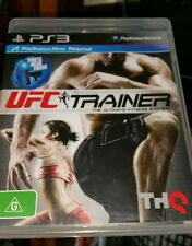 UFC Trainer PS3 (Sony PlayStation 3) ���� FREE POST