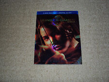 THE HUNGER GAMES 2-DISC BLU-RAY AND DIGITAL COPY, EXCELLENT CONDITION