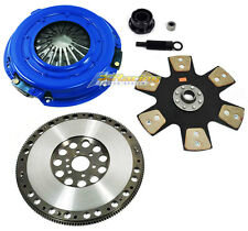 FX SD STAGE 4 CLUTCH KIT+CHROMOLY FLYWHEEL 98-02 CHEVY CAMARO Z28 SS LS1