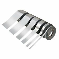 Chrome Detailing Foil Tape Car Stripe Coachline 10m Roll x 5mm Wide   NEW