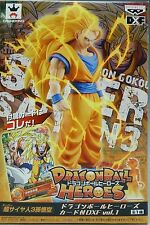 DRAGON BALL Z DXF BANPRESTO HEROES GOKU GOKOU SS3 FIGURE SSJ3 NEW