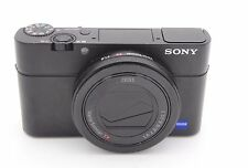 Sony Cyber-shot DSC-RX100 III 20.1MP DIGITAL CAMERA W/ ACCESSORIES