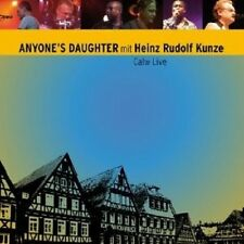"ANYONE'S DAUGHTER & HEINZ R. KUNZE ""CALW LIVE"" 2 CD NEU"